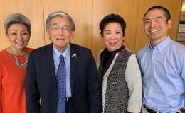 Mineta Legacy Project and SPICE at the 2019 National Council for History Education conference