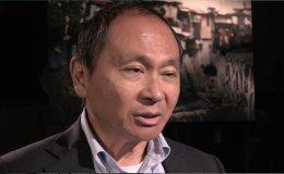 headshot of Francis Fukuyama