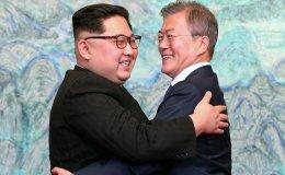 Kim and Moon