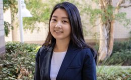 Portrait of Hannah June Kim