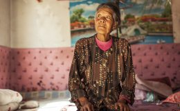reap 2013 woman in rural home