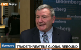Eikenberry on Bloomberg News