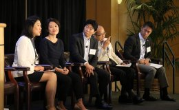 California-Japan Governors' Symposium education panel, Stanford University
