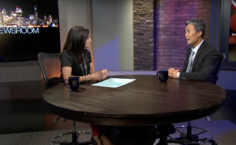 Yong Suk Lee speaks with KQED Newsroom host Thuy Vu