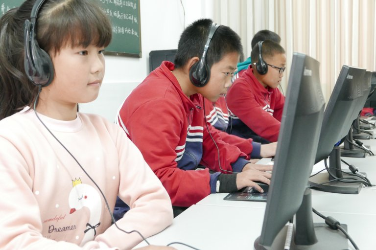 Kids on Computers REAP