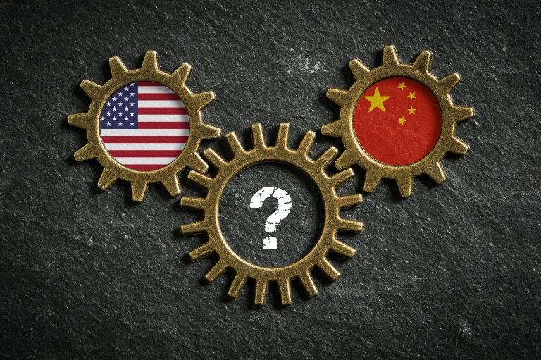 Gears of US and China
