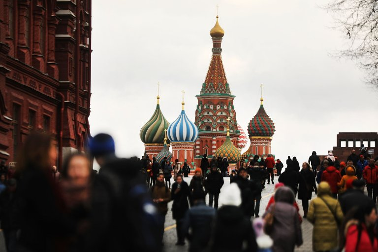 Russia Red Square