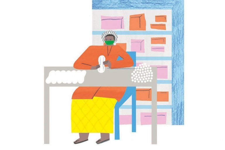 An illustration by Irene Servillo