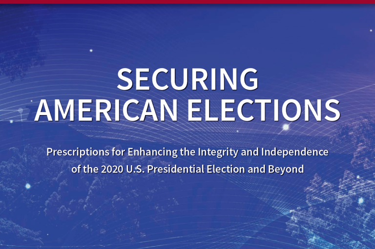 Election Security Report
