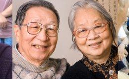 elderly asians
