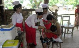 myanmar nurses