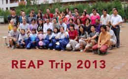 REAP Trip 2013