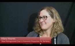 UC Berkeley professor Hilary Hoynes