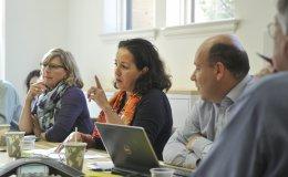 Steering Committee meeting, 2015