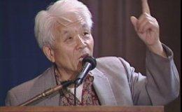 Takashi Tanemorii Atomic Bomb Survivor