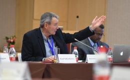 Karl Eikeberry at Civil Wars, Intrastate Violence, and International Response Workshop