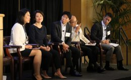 California-Japan Governors' Symposium education panel, Stanford University