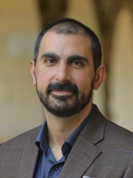 Portrait of Andray Abrahamian