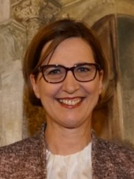Dr. Sabine Ladstaetter, 2018-2019 Visiting Austrian Chair Professor