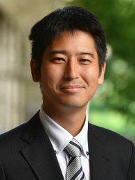 Head shot of Hideaki Yonekura