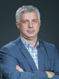 Sergiy Kvit, TEC Visiting Scholar 2017-2018