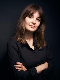 Headshot of Dr. Veronica Anghel