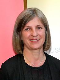 Portrait of Professor Martina Kaller