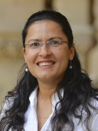 Portrait of Sarita Panday