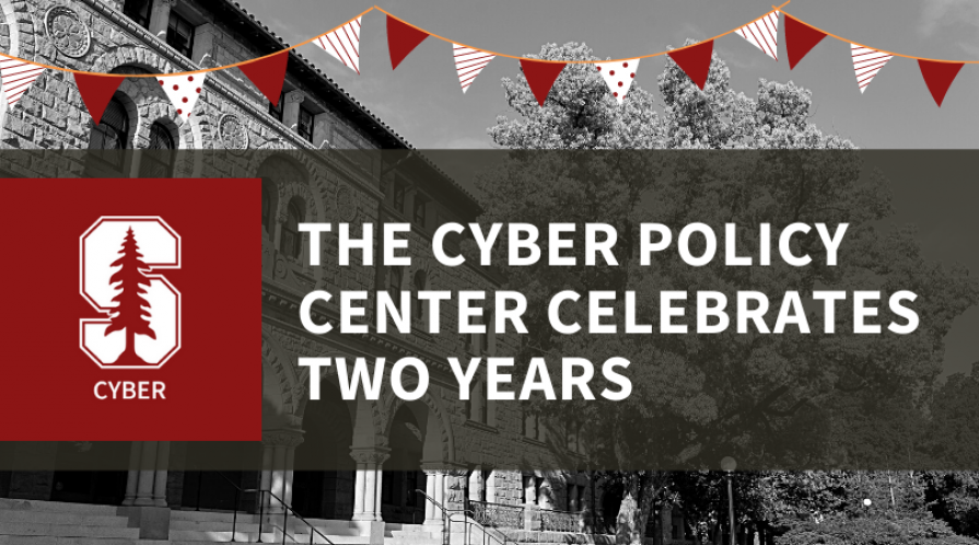 cyber turns two graphic