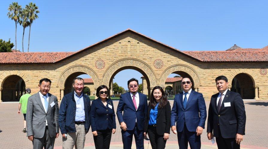 Mongolian parliamentary delegation