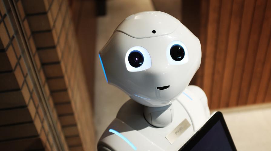 A robot names Pepper