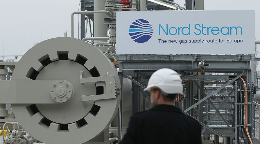 Banner of Nord Stream