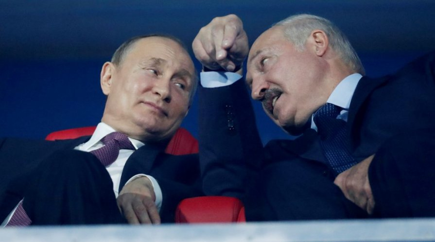 Russian President Vladimir Putin confirmed on August 27 that he is ready to send Russian security forces into neighboring Belarus in support of the country's beleaguered ruler Alyaksandr Lukashenka.