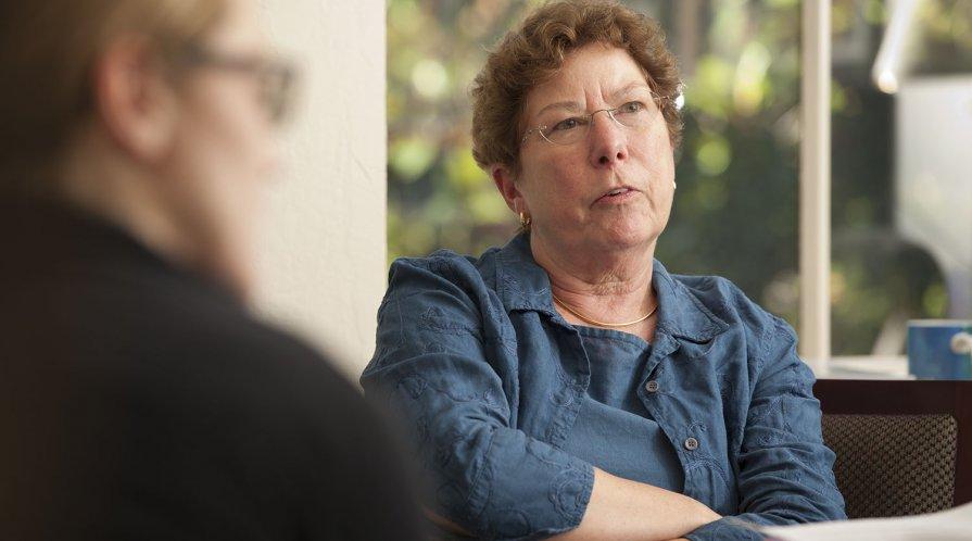 Martha Crenshaw, a senior fellow at the Freeman Spogli Institute for International Studies