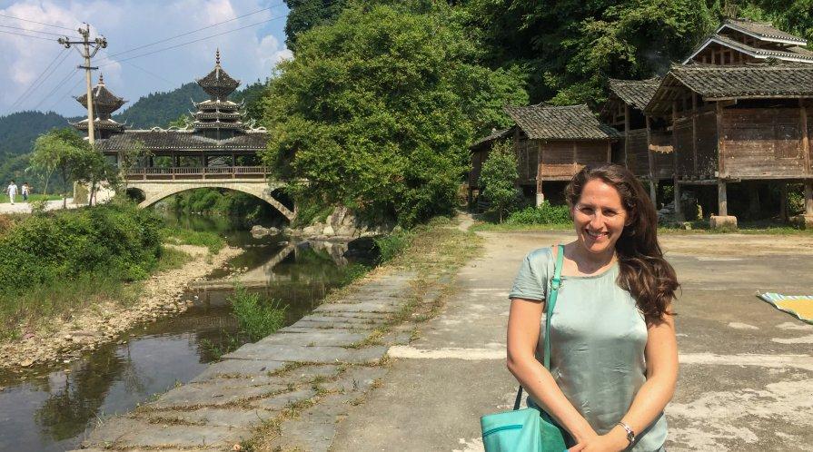 Oriana Skylar Mastro in China