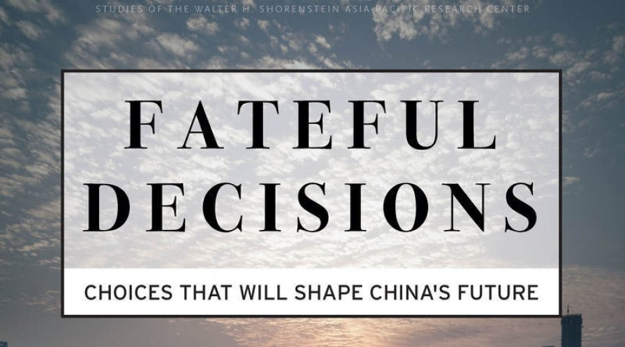 Fateful Decisions book cover