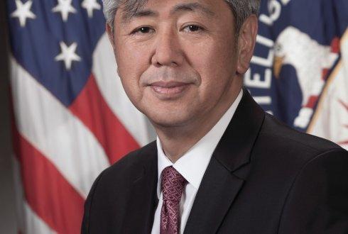 Portrait of Andrew Kim
