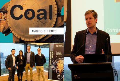 monash mark thurber coal book
