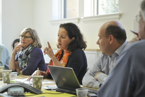 Steering Committee meeting, 2015