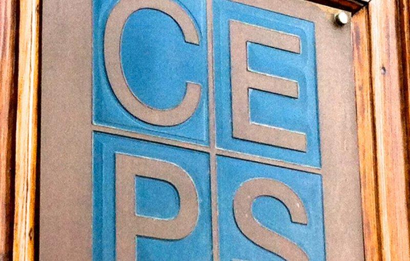 Image of CEPS signage.