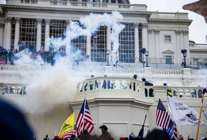 Riots at the U.S. Capitol Building