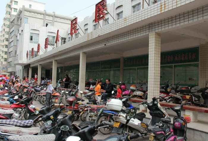 china urban mopeds