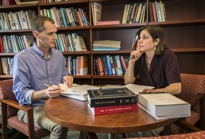 David Studdert and Michelle Mello of Stanford University