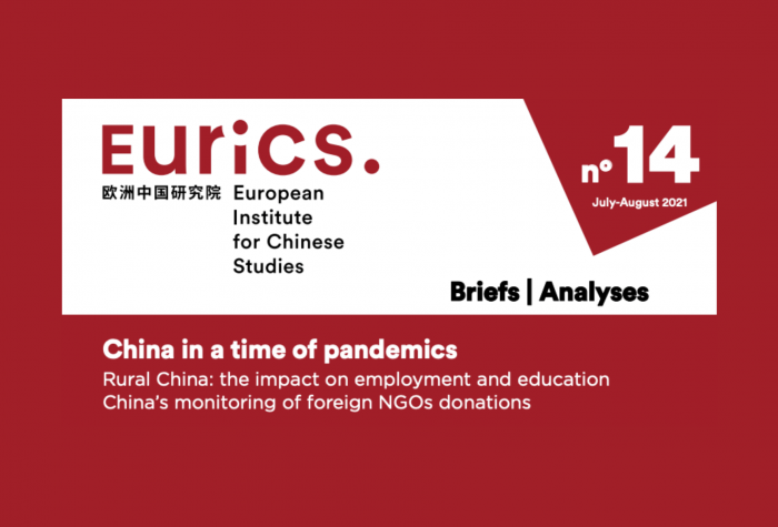 EURiCs. brief on China in a time of pandemics: The Impact on employment and education in rural China.