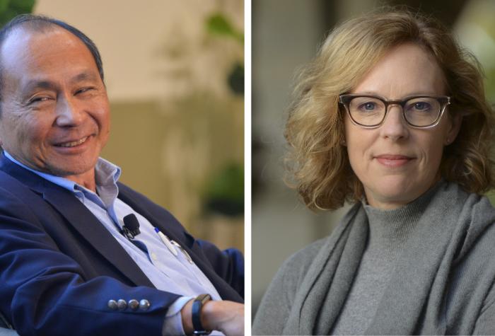 Francis Fukuyama and Kathryn Stoner