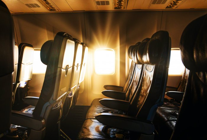 gettyimages empty plane