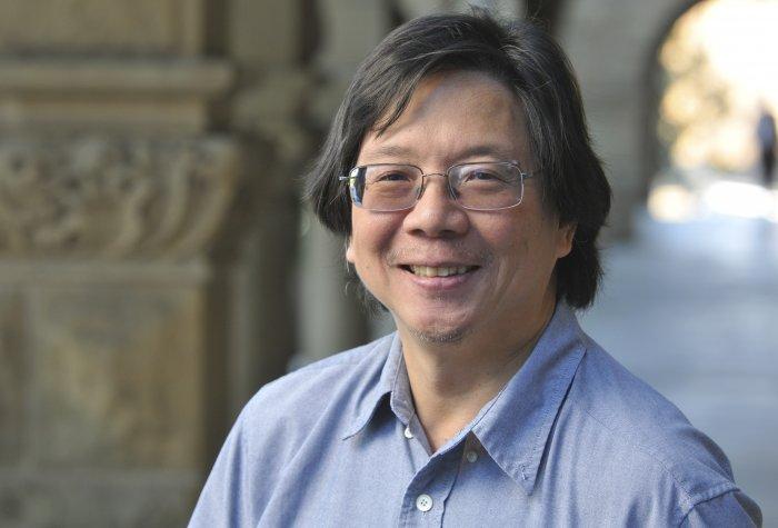 Photo of man smiling