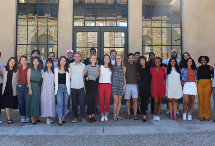 The Ford Dorsey Master's in International Policy class of 2023