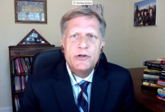 Michael McFaul testimony