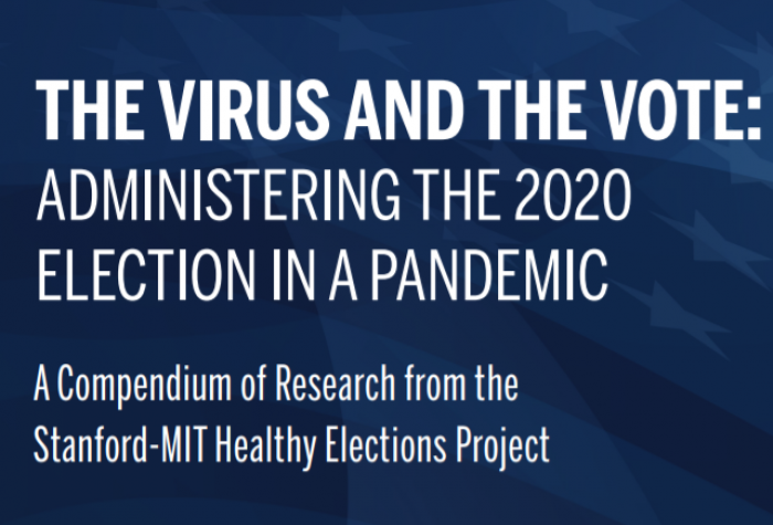 virus and the vote